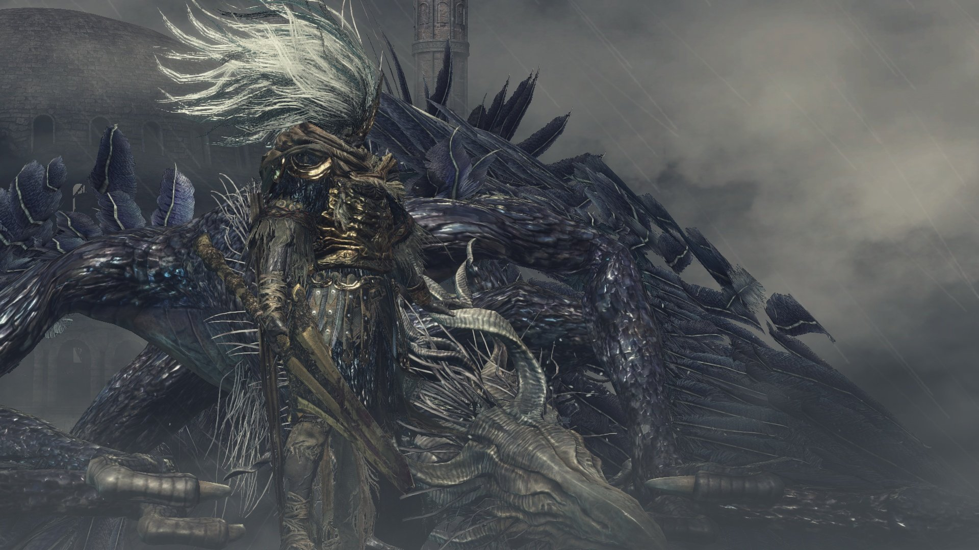 King of the Storm and Nameless King