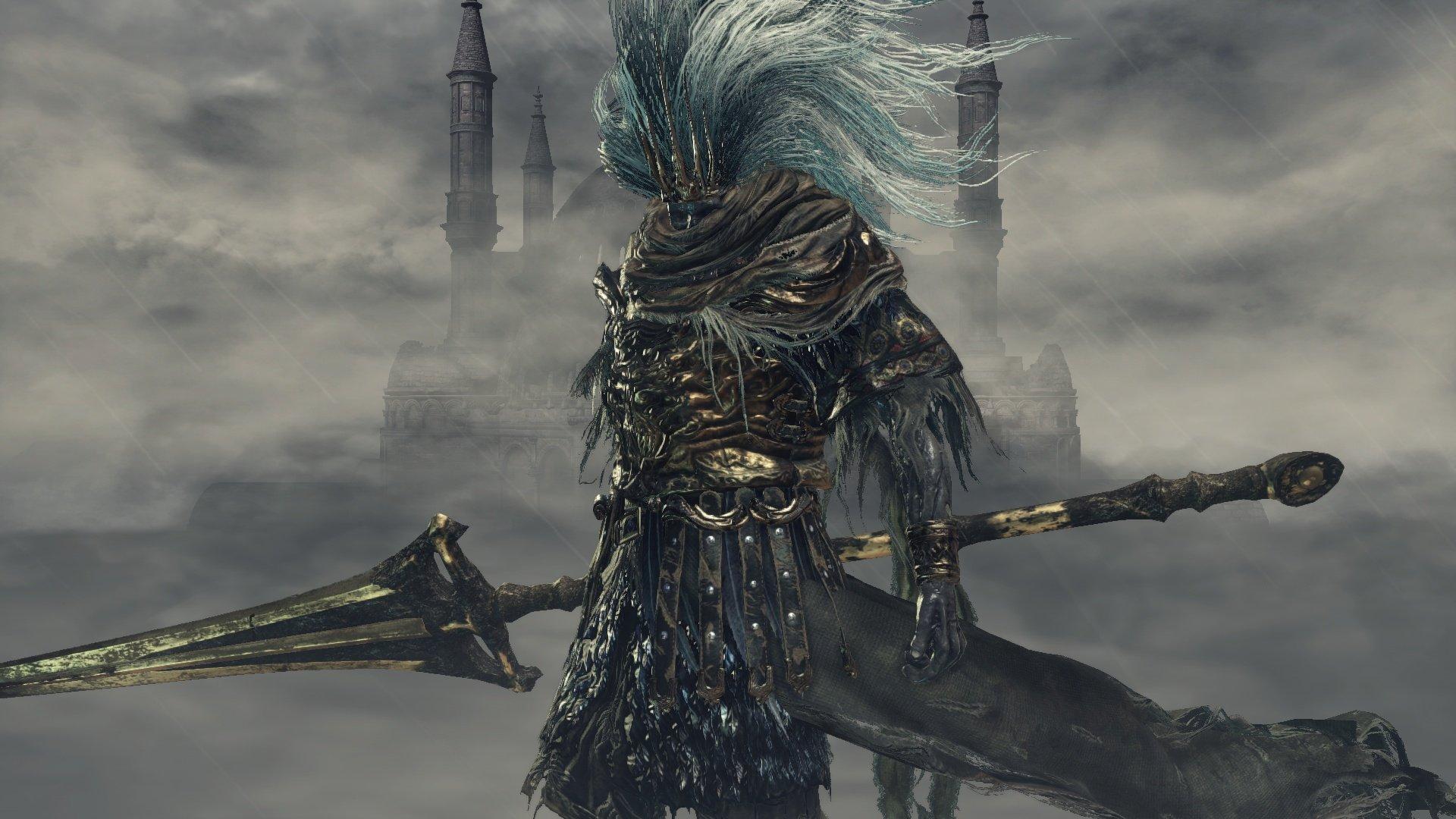 Dark Souls  Black Flame Friede Build