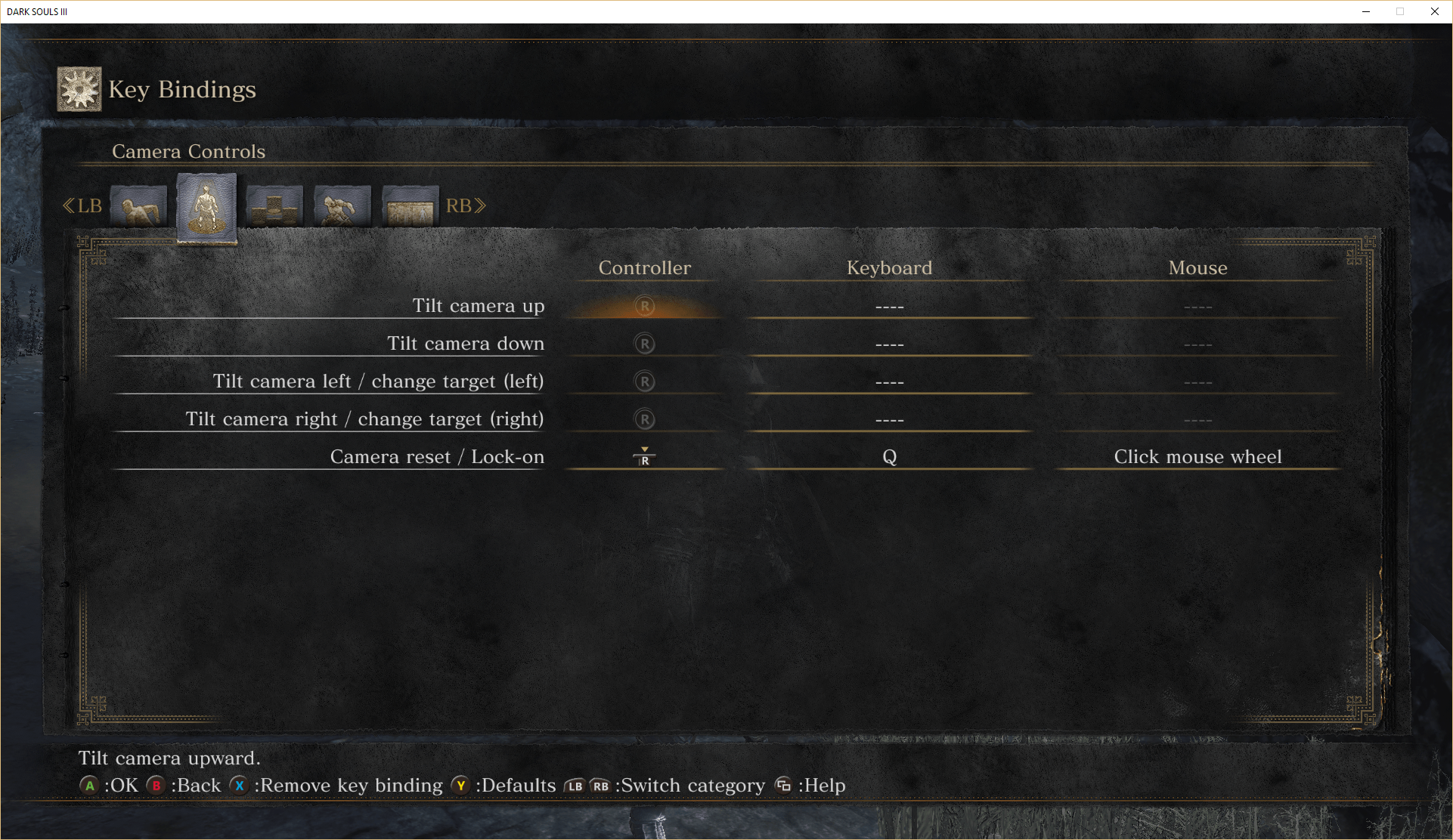 Controls Dark Souls 3 Wiki