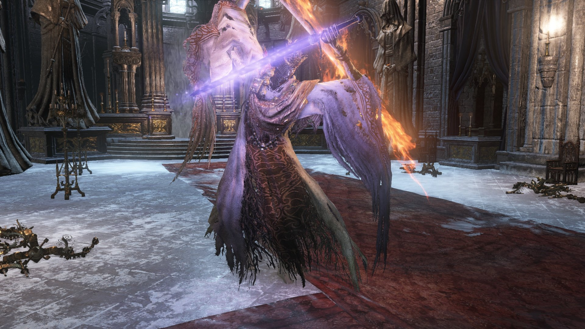 Pontiff Sulyvahn | Dark Souls 3 Wiki