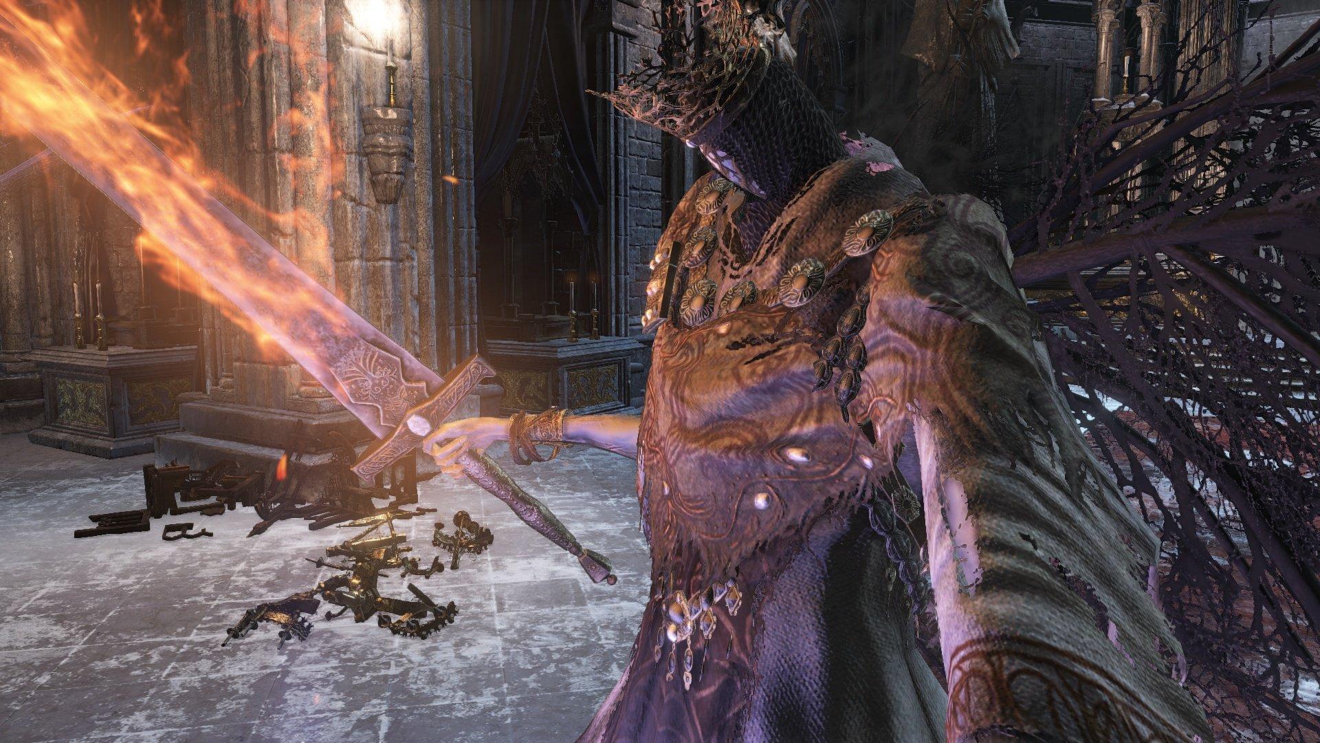 Pontiff Sulyvahn Dark Souls 3 Wiki
