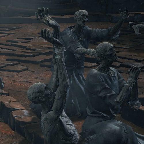 Build Dark Souls  Straight Sword