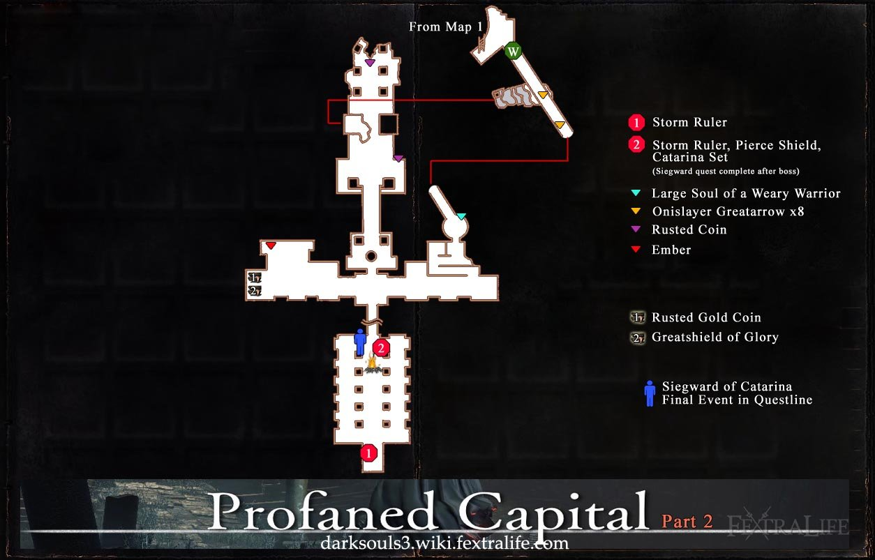Profaned Capital Map 2 DKS3