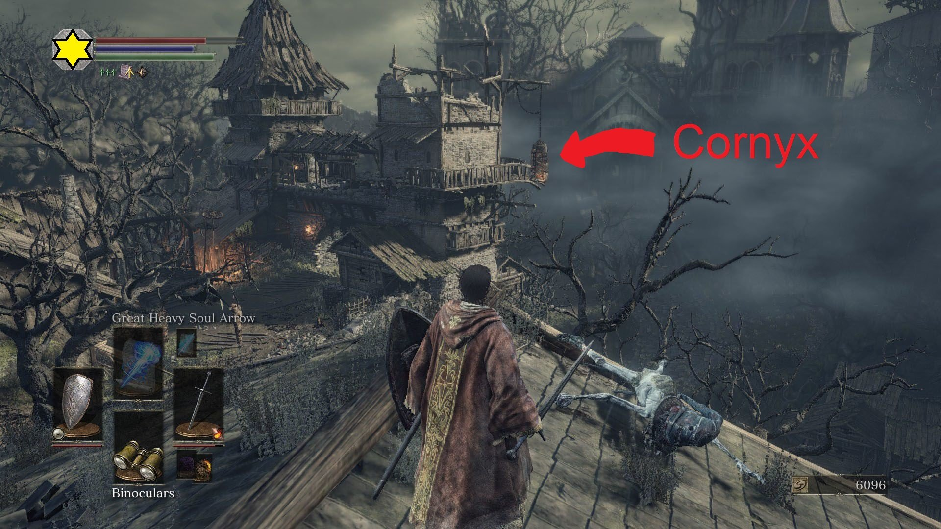 Cornyx Of The Great Swamp Dark Souls 3 Wiki
