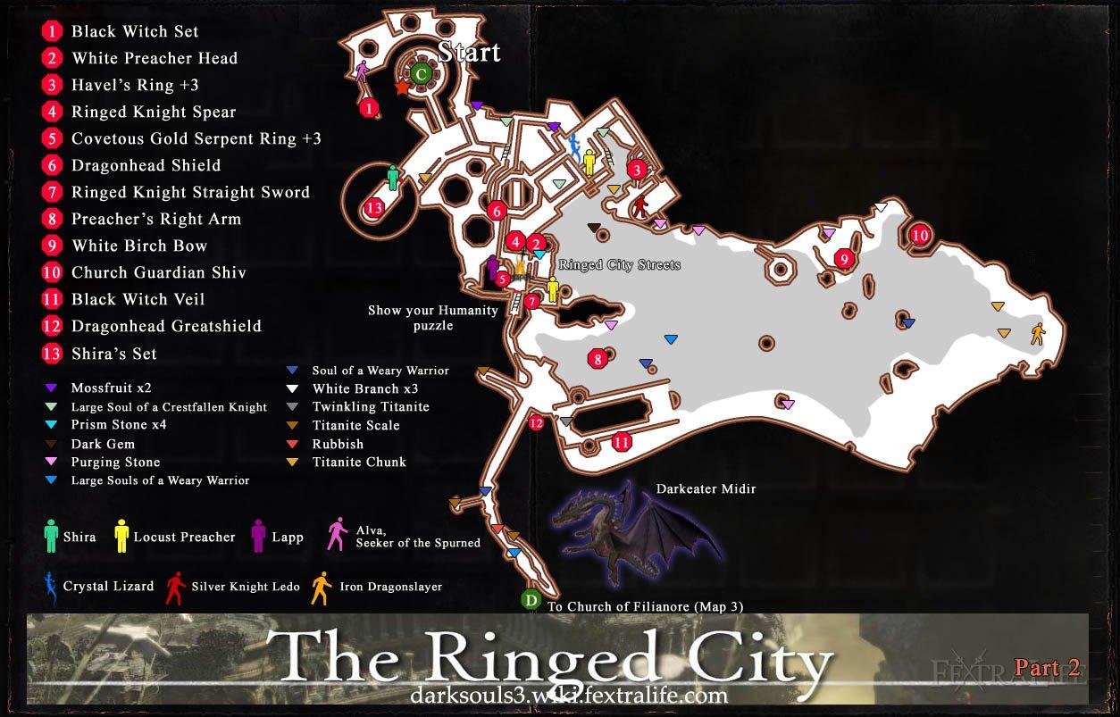 Life Ring  Ringed City