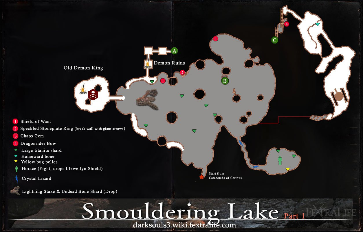 Maps | Dark Souls 3 Wiki