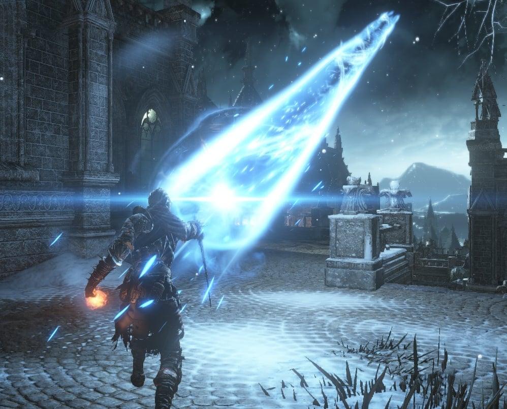Dark Souls  Soul Of Cinder Build