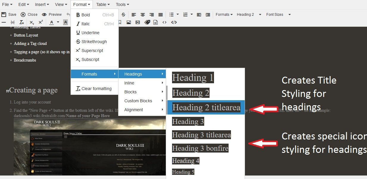 headings-howto