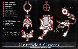 Untended Graves Map 1 DKS3