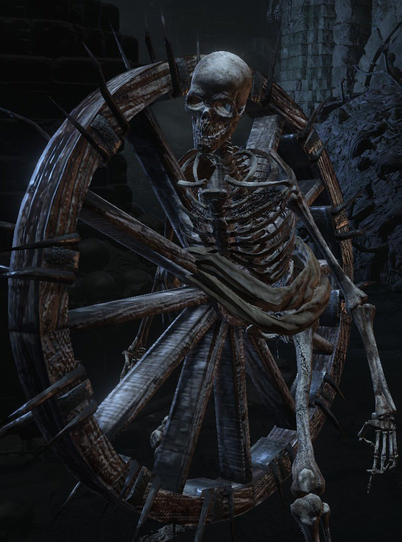 Skeleton Wheel | Dark Souls 3 Wiki