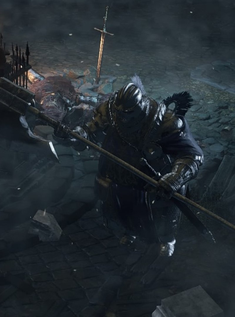 Winged Knight Dark Souls 3 Wiki